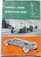 Formula Junior Competition Cars(The Motor 1961)